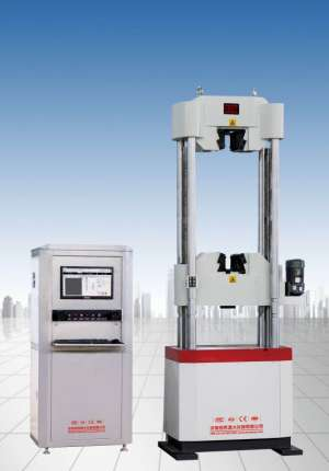 AW-G600微机控制电液伺服钢绞线拉伸试验机