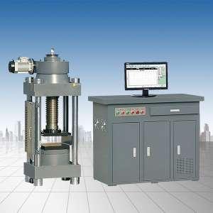 300顿全自动混凝土试块压力试验机