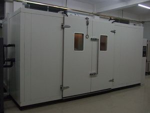 大型步入式试验室怎么维护保养才能减少故障发生